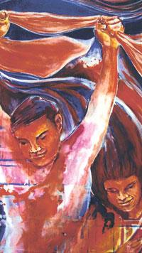 Binanog Painting