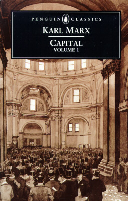 Karl Marx's Capital, Vol. 1: A Critical Analysis of Capitalist Production, the reading of which has been put off for so long.