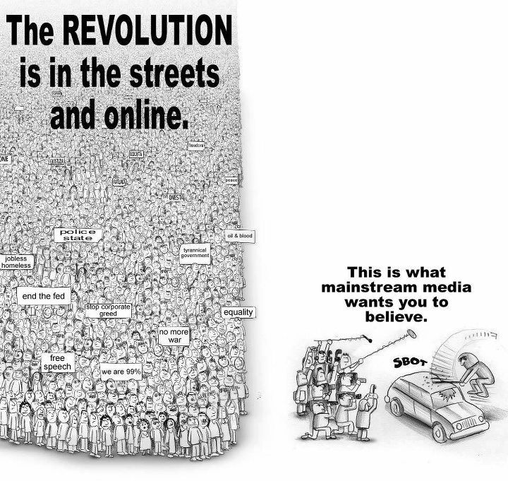Rage Against Quotes: Facebook Revolution? Social Media, The 2013 Elections, And