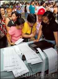 2013 MID-TERM AUTOMATED ELECTIONS: FROM BAD TO WORSE;  Comelec is now anointer of presumed winners