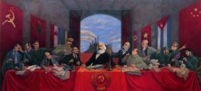 Communist last supper