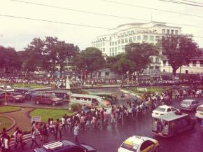 A Day of Protest against Pork Barrel in Iloilo