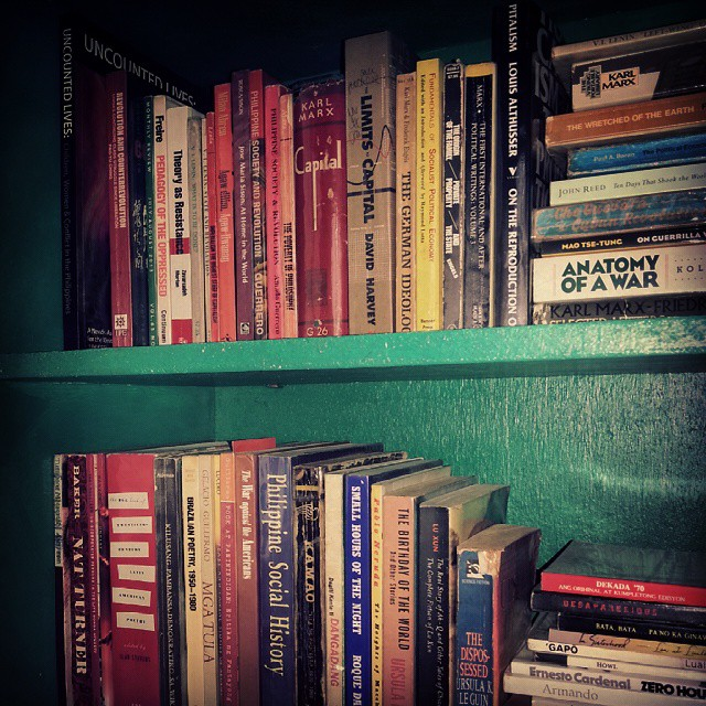 Some of my favorite books.
