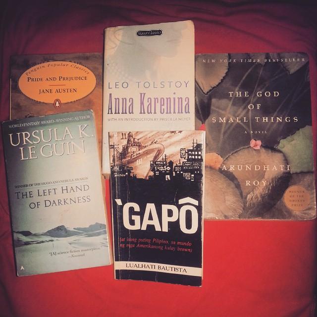 5 must-read novels